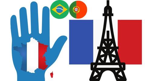 Francês em 5 palavras - Curso 1 em português para iniciantes