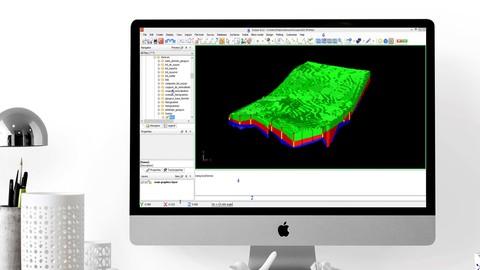 Surpac 6.x : Modélisation géologique 3D