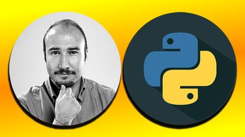 Temel Python : 46 saat, 210 Soru, 5 Proje, 5 Ödev, 2 Sınav