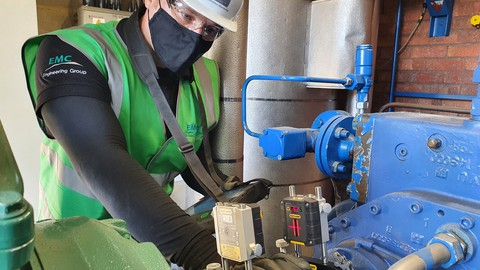 Laser Shaft Alignment Engineering Maintenance