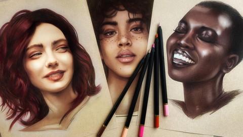 Realistic Skin Tone Coloring