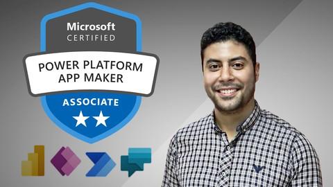 PL-100: Microsoft Power Platform App Maker - 6 tests - 2021