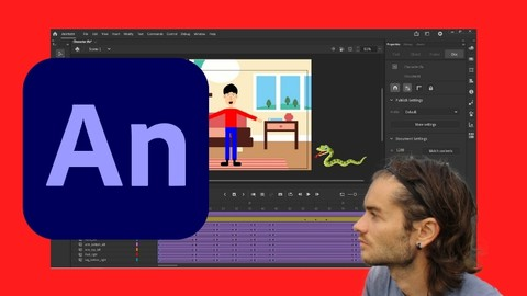 Adobe Animate the complete course to start with animations