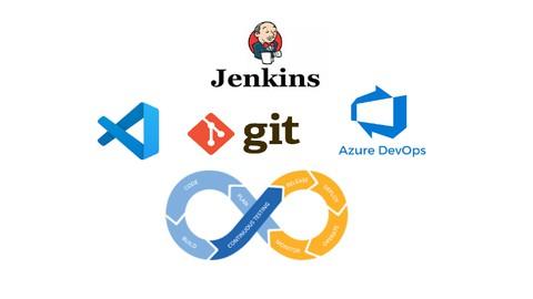 Apprenez  DevOps CI/CD pipelines, Sonar VS2019 et Git/Agile
