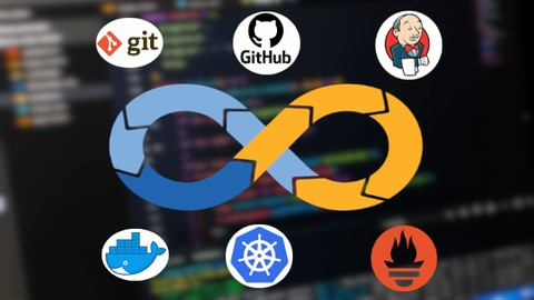 DevOps con Docker, Jenkins, Kubernetes, git, GitFlow y CI/CD