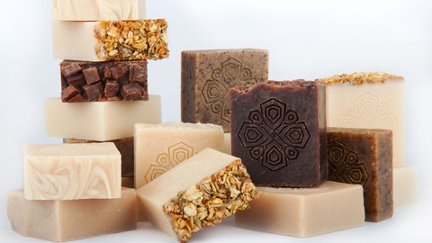 Handmade Soap Making & Butter Making Recipes for Beginners