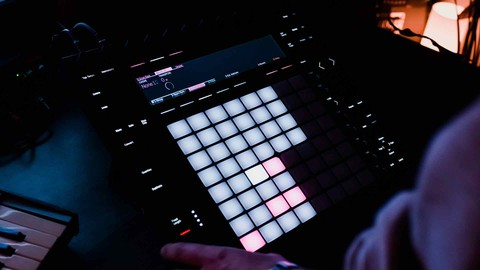 Ableton Push 2 - Primed and Ready