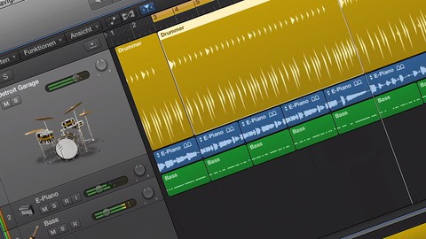 Logic Pro X Drummer Tutorial