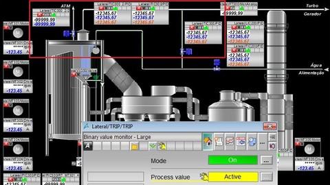 Siemens Simatic PCS7 Avanzado