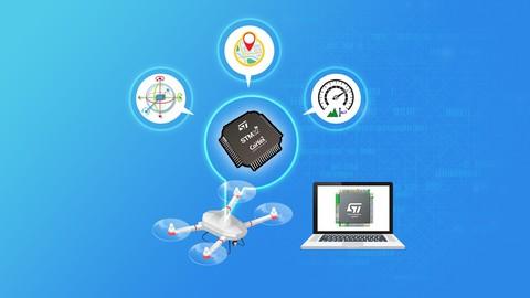 STM32 Drone Programming A to Z: Sensor I/F to Flight Control