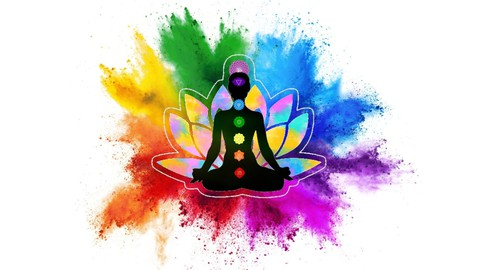 CHAKRAS: Chakra Healing & Color Therapy Certification Course