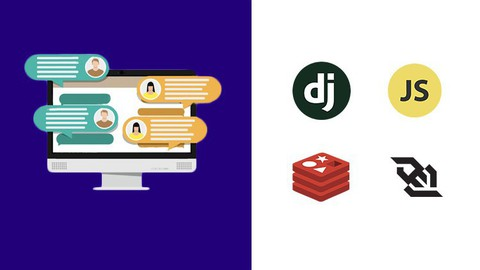 Django Channels | Group Chat Application With WebSockets