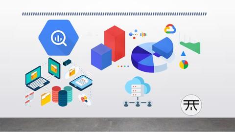 Crea tu Data Warehouse en Google BigQuery!  - INTENSIVO