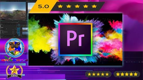 Adobe Premiere Pro : Complete Beginner Class