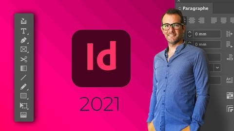 INDESIGN 2021 MasterClass | Initiation à Intermédiaire