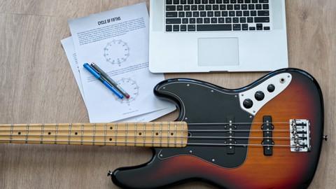 Beginner Bass Guitar Course - Music Theory