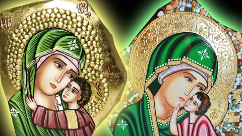 Icon painting course
