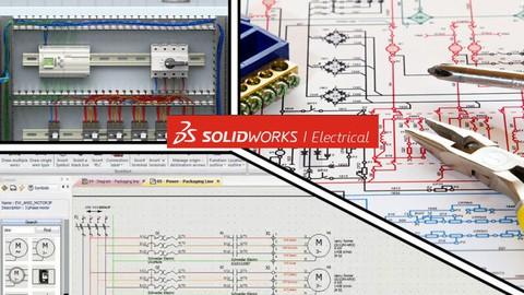 SolidWorks Electrical- Desde nivel básico a experto