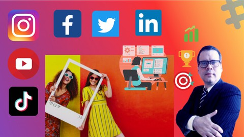 Construye tu estrategia y TRIUNFA en Redes Sociales
