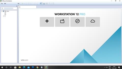Vmware Workstation Windows 10 Pardus Kurulumu
