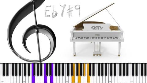Armonía moderna y teoría musical aplicada al piano. Vol 2
