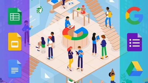 Google Uygulamaları | Sheets - Slides - Docs - Forms - Drive