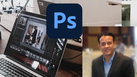 Adobe Photoshop for Beginners with 15 Short Projects  - 2021