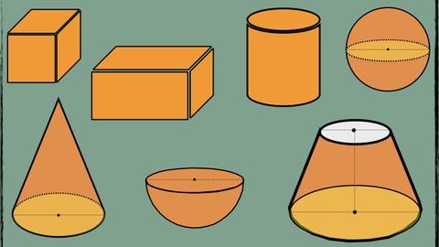 Fundamentals of Surface Area & Volume (Mensuration)
