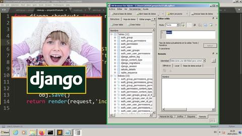 Introduccion a Django con Python [GRATIS]