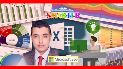 2021 Professional MS EXCEL Course with Real Applications