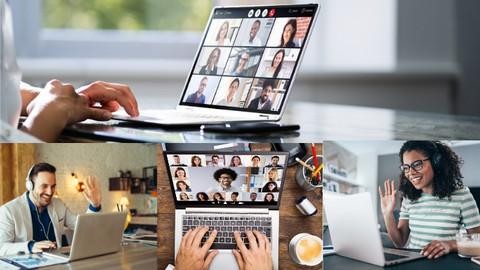 Wideokonferencje i szkolenia przez Zoom, Skype i Google Meet