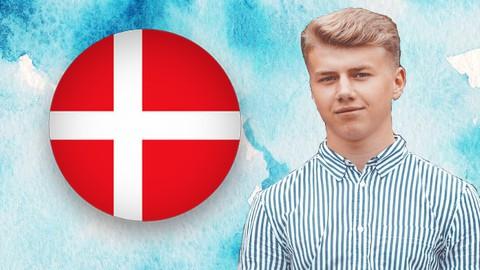 Danish for Beginners: Learn Danish with 300 Danish Lessons!