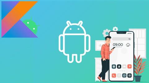 Kotlin Android + Ejemplo Arquitectura MVVM