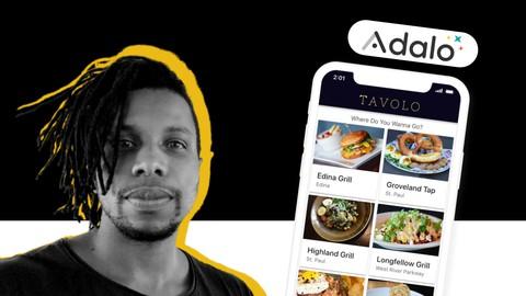 Adalo - Crea aplicaciones móviles Multiplataforma