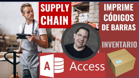 Inventario, Almacenes y Supply Chain aplicado en Access