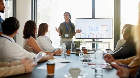 Ultimate Microsoft PowerPoint  التصميم والعرض والالقاء