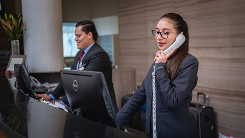 Hotel Front Office for Beginners
