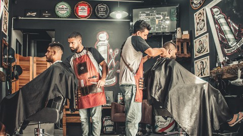 F' Social Media - 5 X Your Barber Income Using Instagram