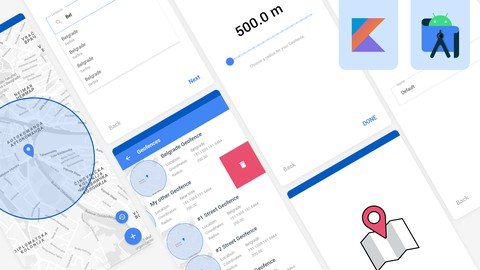 Geofencing + Places SDK for Android with Kotlin  Masterclass