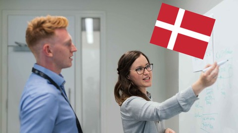Learn Danish for Professionals & Job Seekers (Danish course)