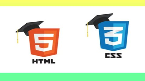 HTML5 and CSS3 course from beginner to advanced