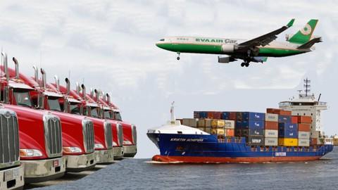 Transport logistics - Introduction to transport modes