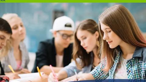 Algebra: Un curso intensivo de 7 dias para estudiantes.