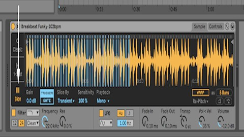 Music Production - How To Slice Up Breakbeats