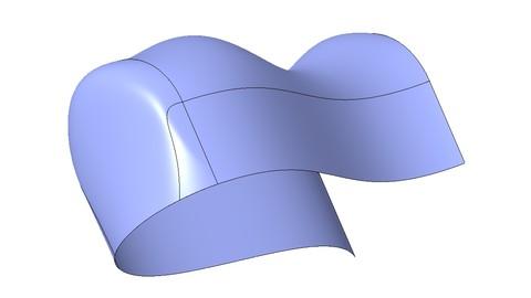 Modellazione per Superfici con PTC Creo 7