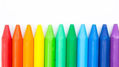 【直前対策にどうぞ】色彩検定3級総まとめ【よく出るポイントだけをまとめました】