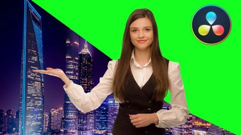 Green Screen Master Class for Davinci Resolve