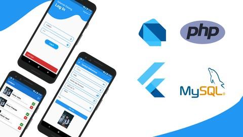 Membuat Aplikasi CRUD Mahasiswa Menggunakan Flutter & MySQL