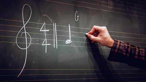 Music Theory - Beginner, Intermediate, & Advanced