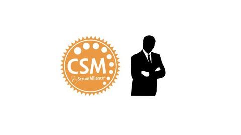 Certified ScrumMaster 认证考试原题 2021